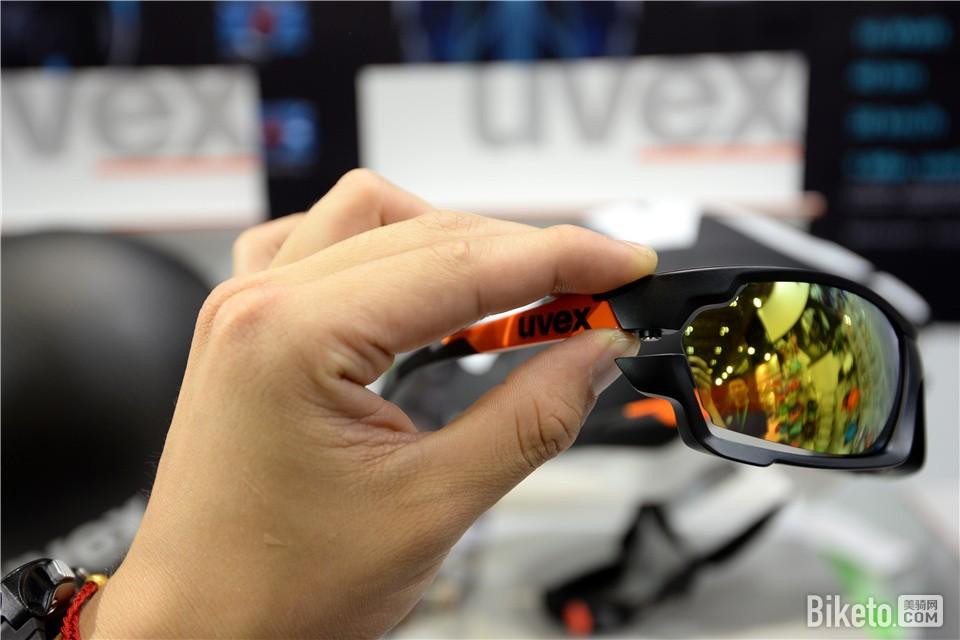 UVEX骑行眼镜