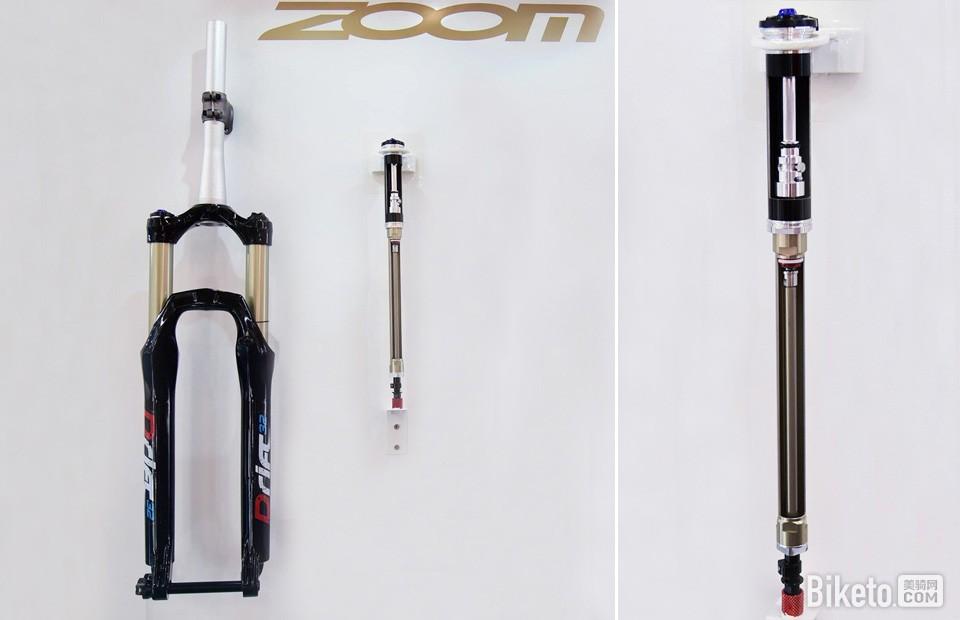 ZOOM DRIFC 32避震前叉