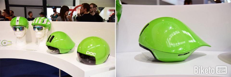 POC TEMPOR气动头盔