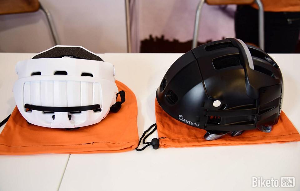 OVERADE 可折叠头盔
