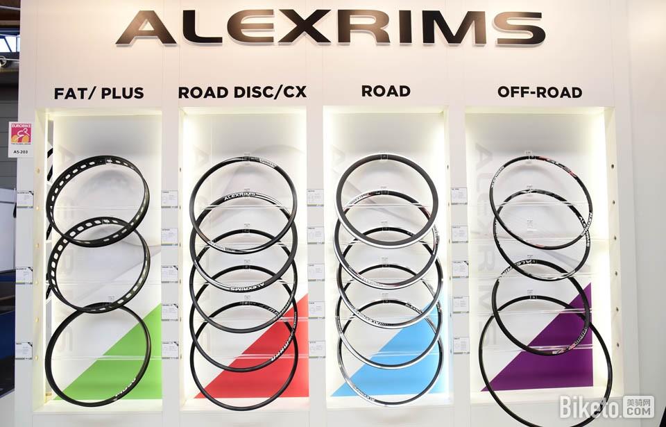 ALEXRIMS轮圈