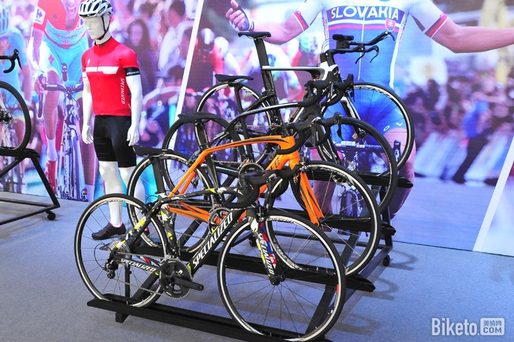 中国国际自行车嘉年华 公路车有什么看?