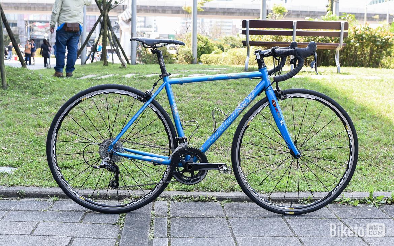 台北自行车展第三天精彩