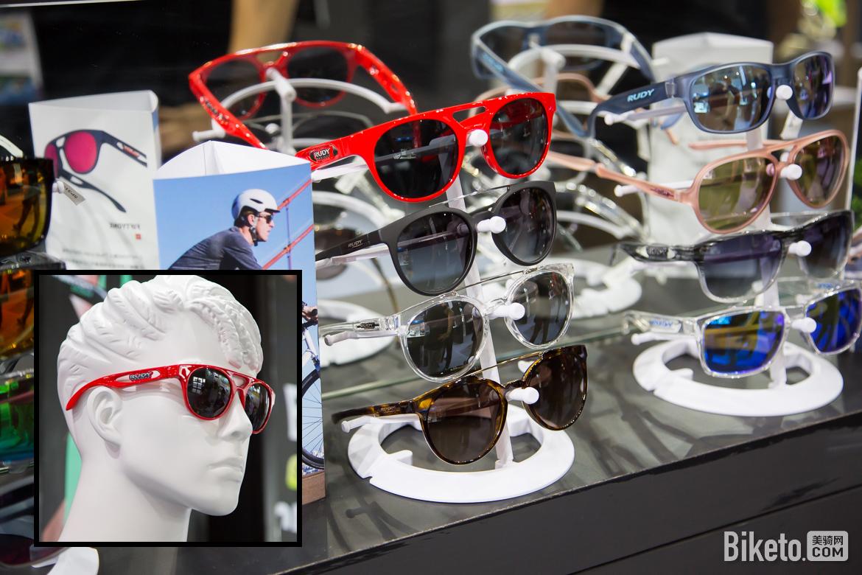 2017亚洲自行车展装备盘点,骑行眼镜,RudyProject