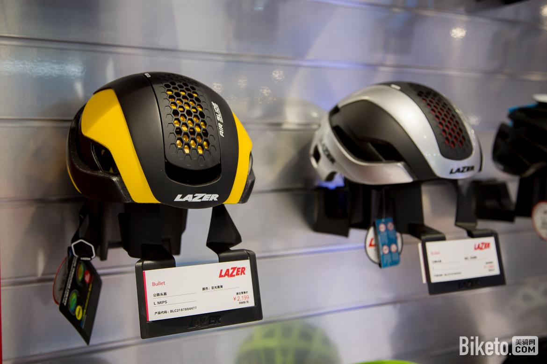 2017亚洲自行车展装备盘点,骑行头盔,自行车头盔,Lazer