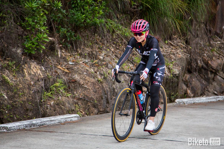 SPECIALIZED试骑活动,2017年,广州南昆山站,Tarmacsl6,Roubaix公路车