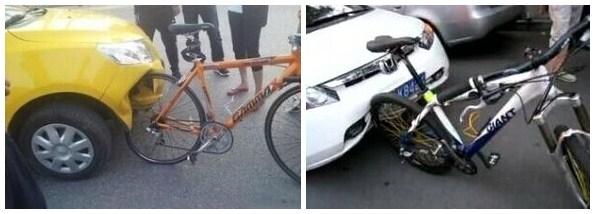 有时候自行车也不是那么好惹的……