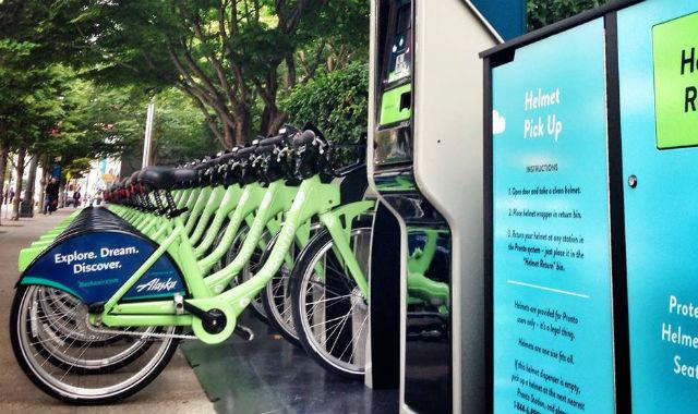 国外玩不转共享单车?西雅图Pronto自行车宣布