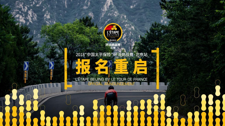 环法挑战赛,北京