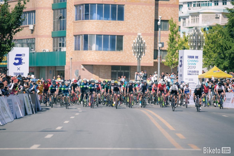 2019大连长山群岛国际自行车赛