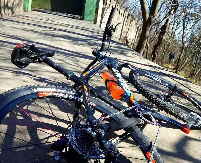 再造巨人,骑行,自行车