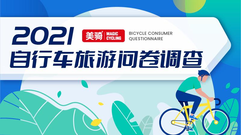 2021美骑自行车旅游问卷调查