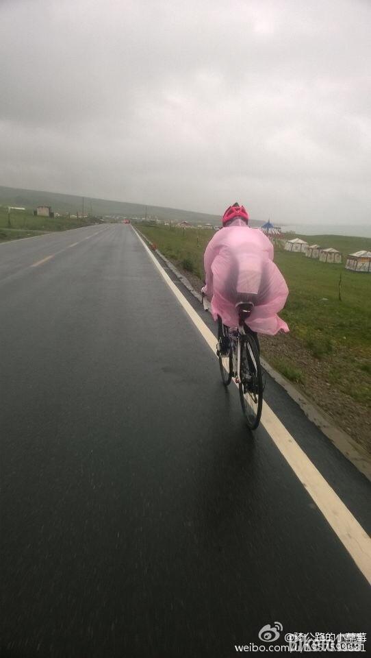 公路车女神小草莓
