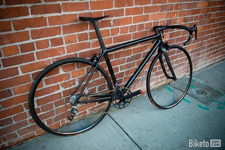 可能是世上最轻的自行车(并不违反广告法)