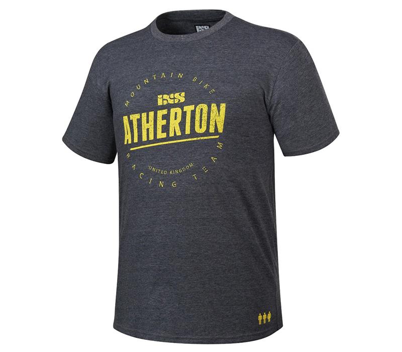 阿瑟顿的联名T shirt