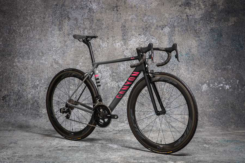 Rapha x Canyon推出RCC限量版Ultimate CF SLX