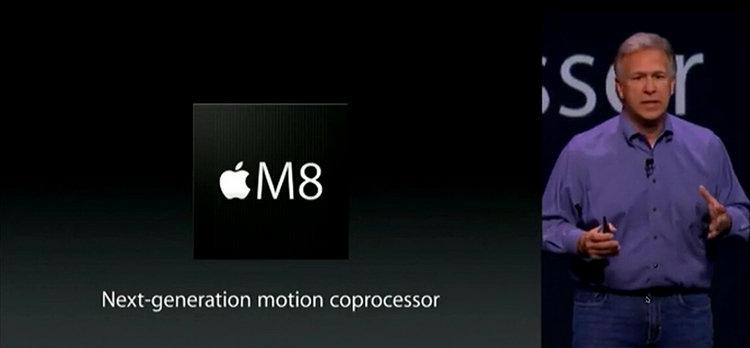 M8动态协处理器