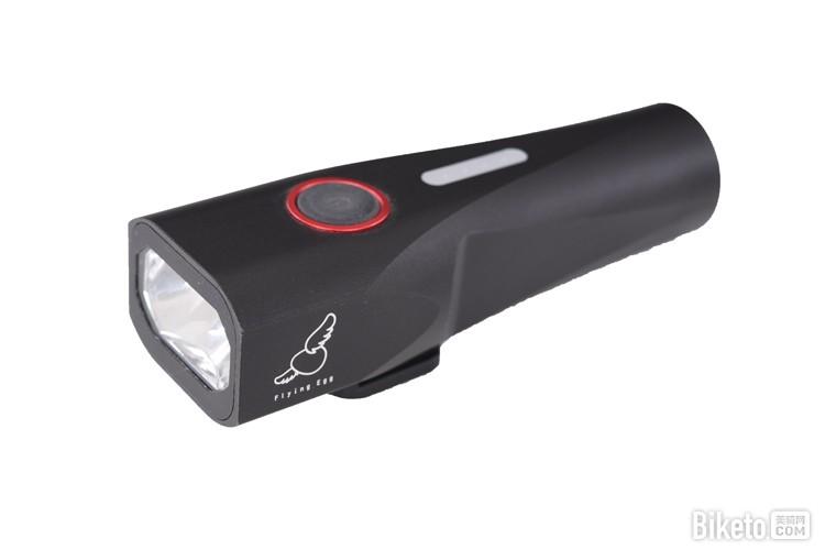 黑夜守护者――飞蛋科技F20自行车灯