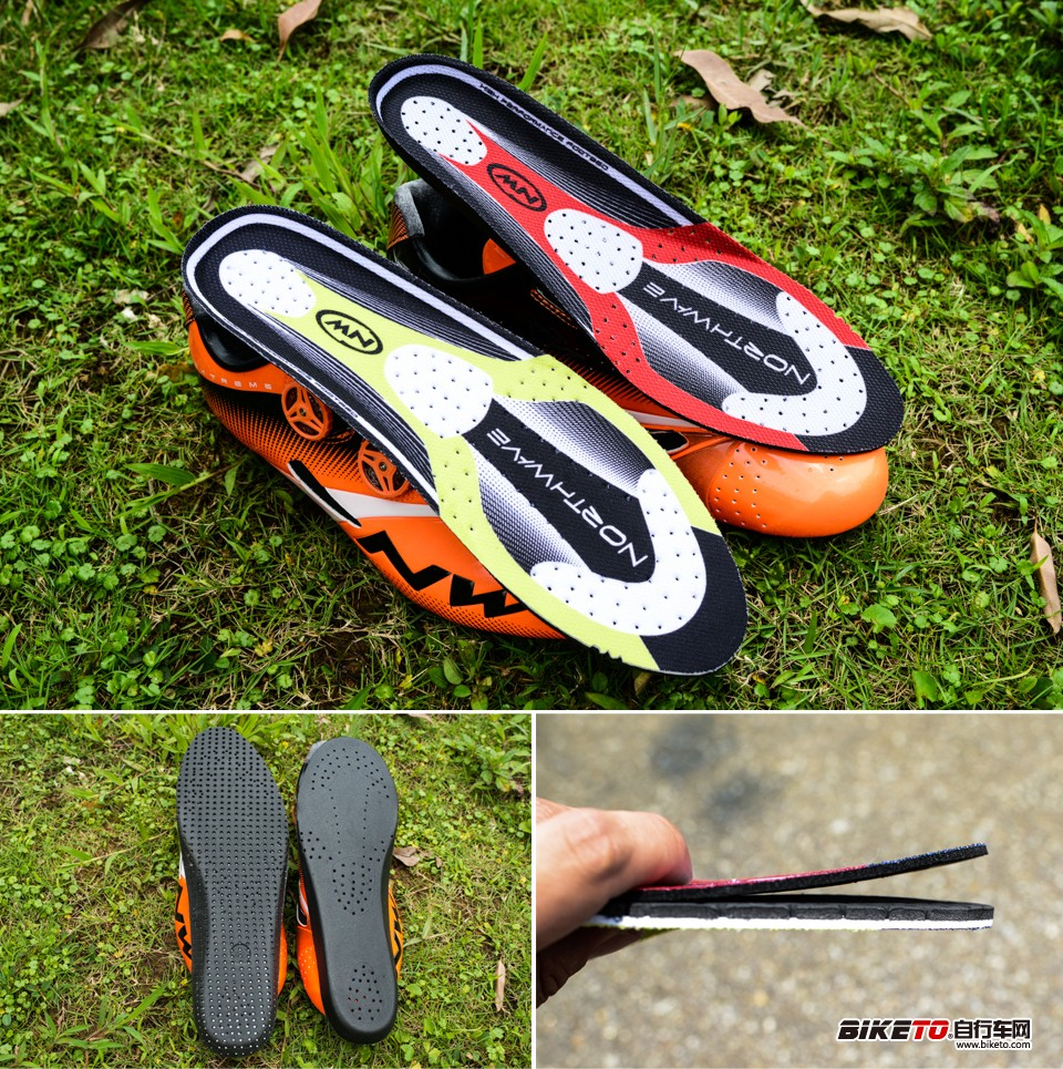 Northwave Extreme Tech Plus 鞋垫