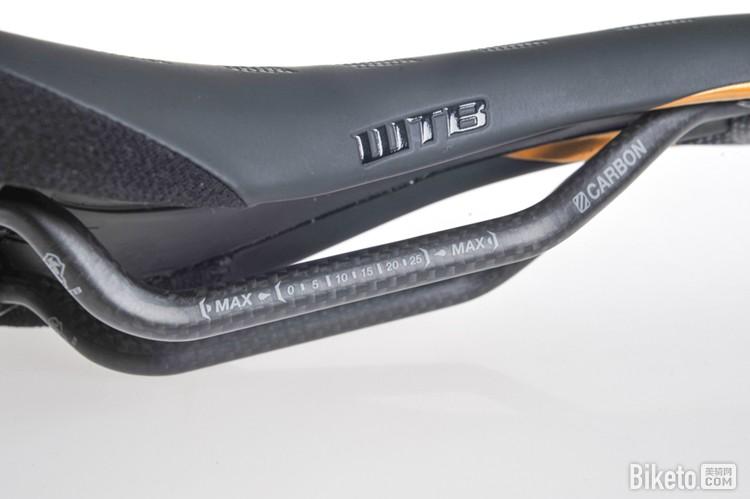 WTB VOLT碳弓坐垫