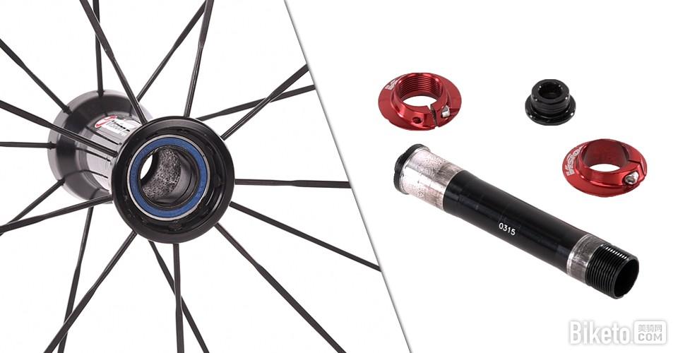 噬风猛兽――Vision Metron 40碳纤轮组 评测