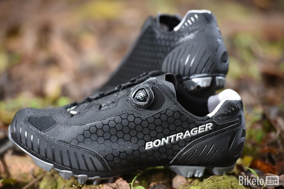 林道狡兔:Bontrager Foray中端山地锁鞋 评测