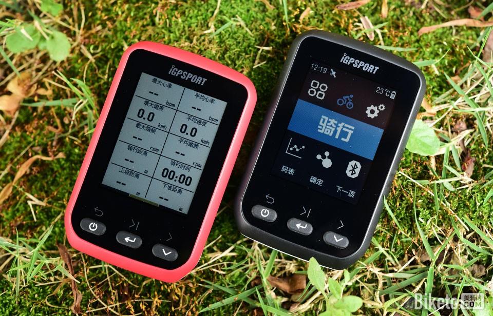 iGS60 GPS码表