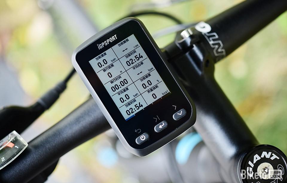 iGS60 GPS码表安装