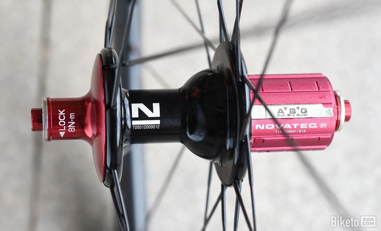 跑得快,刹得住!Novatec R5 碳纤维开口轮组评测