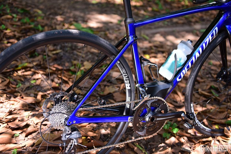 延续传奇 Specialized Roubaix Comp评测