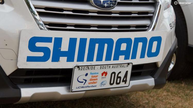 走进 shimano中立后勤团队的一天