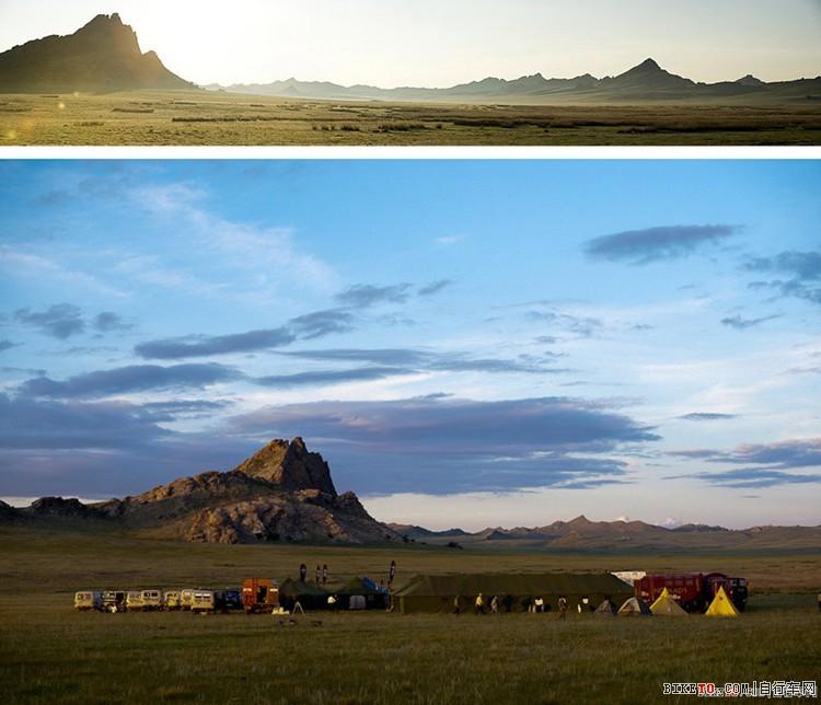 外蒙古自行车挑战赛