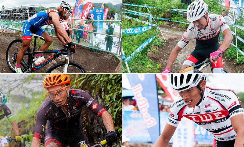 山地公开赛,贵州龙里,山地越野