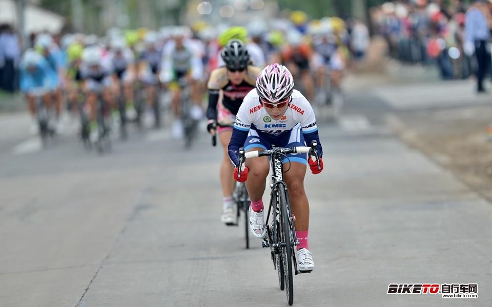 UCI女子世界杯崇明站 (4).jpg