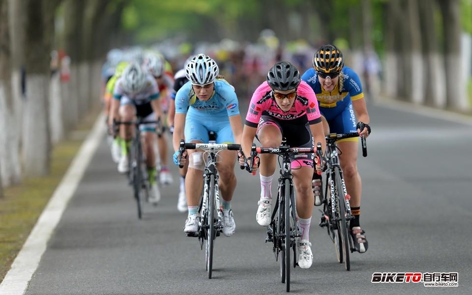 UCI女子世界杯崇明站 (32).jpg
