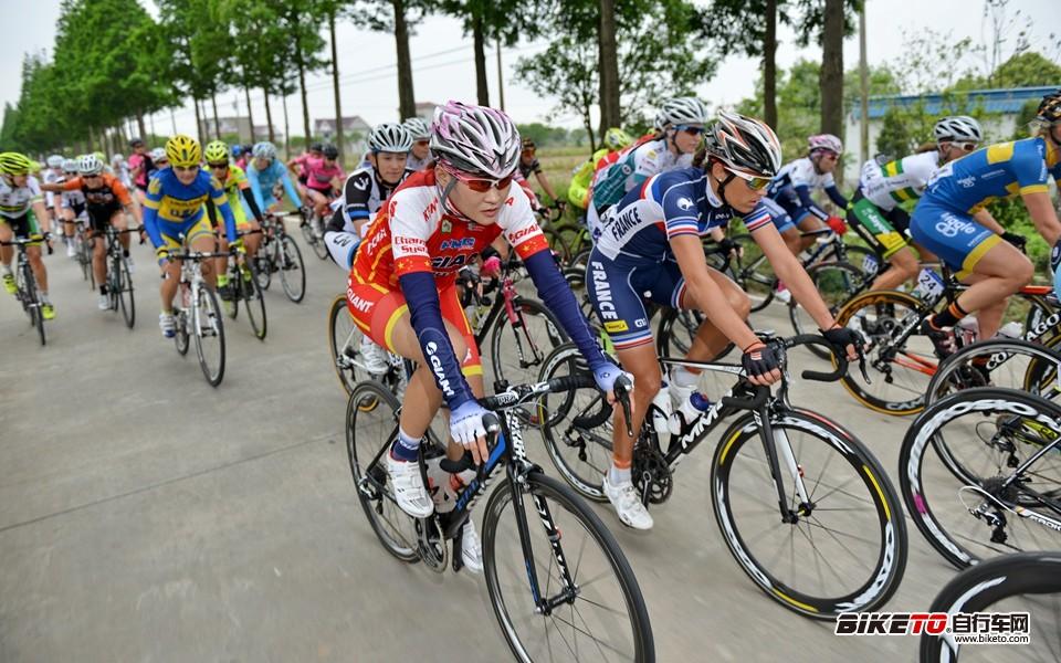 UCI女子世界杯崇明站 (42).jpg