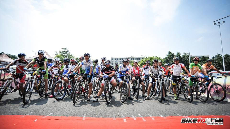 2014广州大学城环岛自行车赛,绿道骑行嘉年华