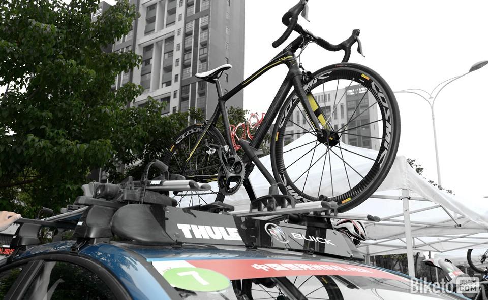 环中国,环中国国际公路自行车赛,第二阶段,第四赛段,老河口