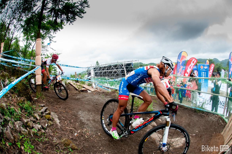 中过山地自行车公开赛