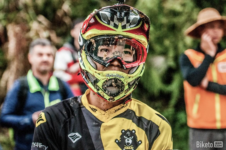 梁金隆,GDL自行车系列赛,速降,极限运动,山地车