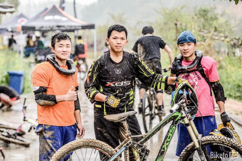 江思翰,GDL自行车系列赛,速降,极限运动,山地车