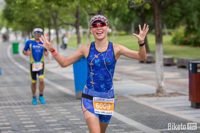 2017上海国际大众体育节,STC大铁联赛兴全基金杯滴水湖大铁113铁人三项赛