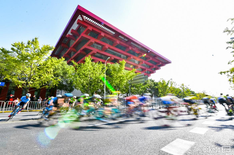 斯柯达环法职业绕圈赛・上海站