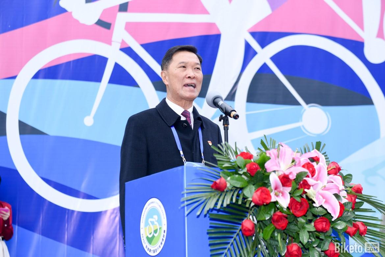 广东省第六届自行车绿道联赛・阳春站