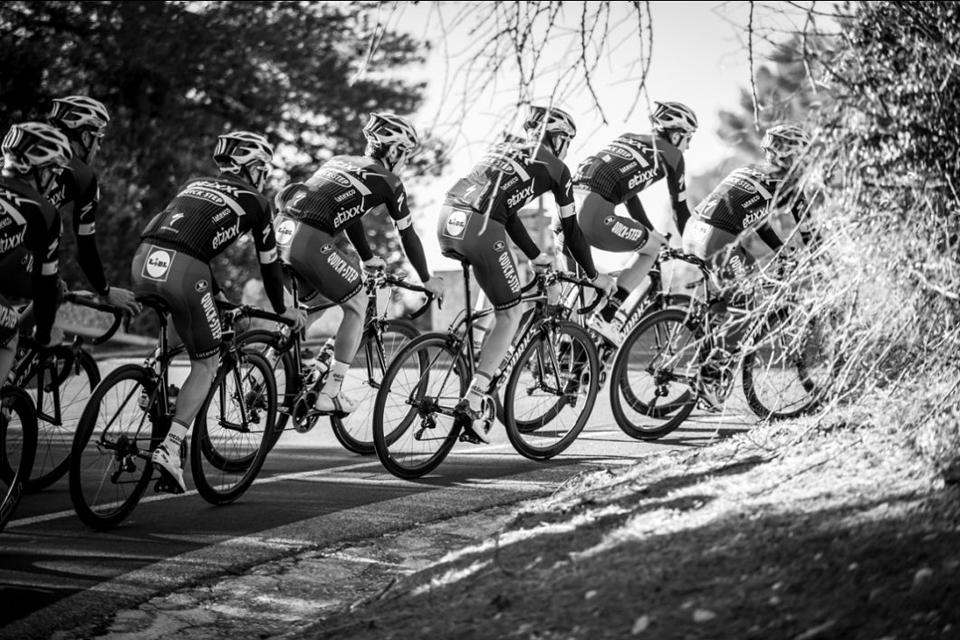 单车快讯丨走进快步车队Etixx Calpe训练营