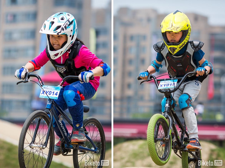 从飞驰身影中看未来 首届华东国际城市极限单车赛