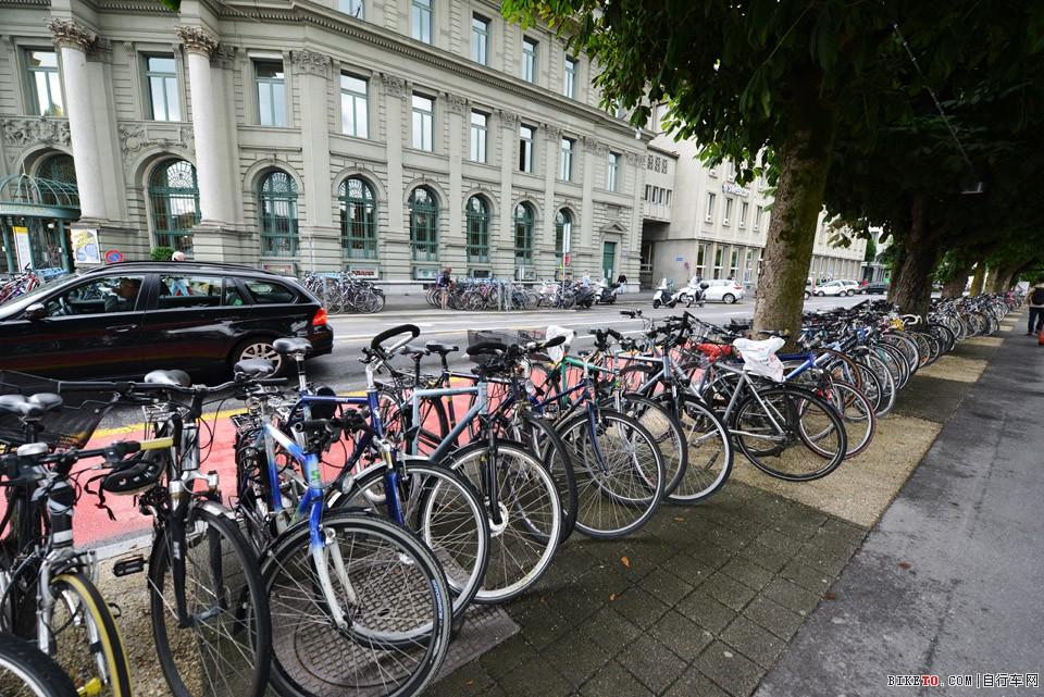 瑞士自行车
