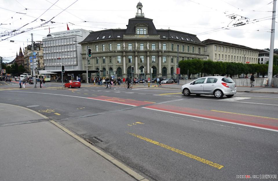 瑞士自行车道