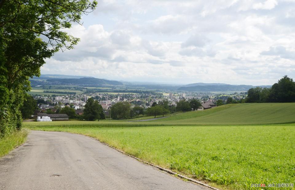瑞士 Grenchen 格伦兴