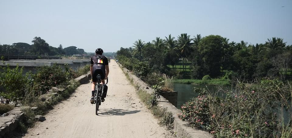 印度乡村路